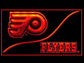 Philadelphia Flyers Neon Sign (Cool. LED. Light)