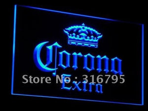 Neon Sign CORONA BEER #3 Bar Pub Cafe Restaurant by WorldLEDHouse
