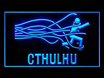 Cthulhu Bar Led Light Sign