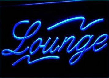 Lounge Bar Pub Club Cafe Open Neon Light Sign