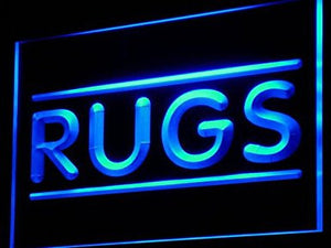 C B Signs Carpet Flooring Rugs LED Sign Neon Light Sign Display