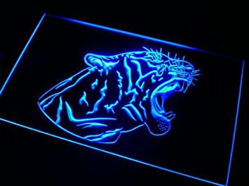 Tiger Bar Beer Decor Neon Light Sign