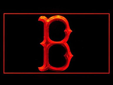 Throwback Boston Neon Sign (Display. LED. Light)