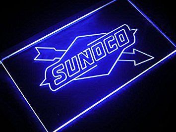 Sunoco Advertising Led Light Sign