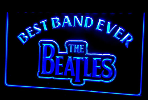 Best Band Ever The Beatles Neon Sign (Light. LED)