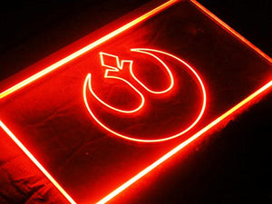 Star Wars Rebel Alliance Neon Sign (LED. Light)