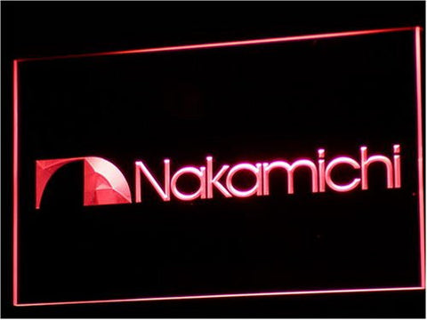 Nakamichi SoundSpace Home Audio Neon Light Sign