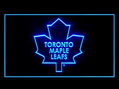 Toronto Maple Leafs Neon Sign (Hockey. LED. Light)
