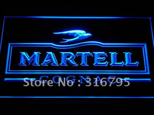 MARTELL Cognac Bar Pub LED Neon Sign