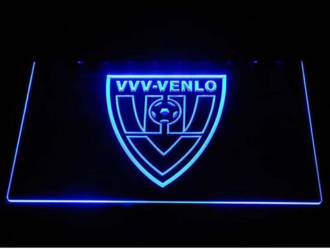VVV-Venlo Eerste Divisie Netherlands Football LED Neon Sign