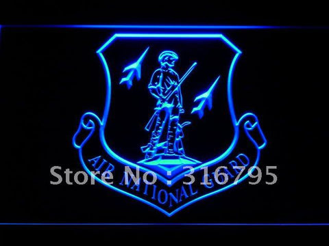 Air National Guard LED Neon Sign