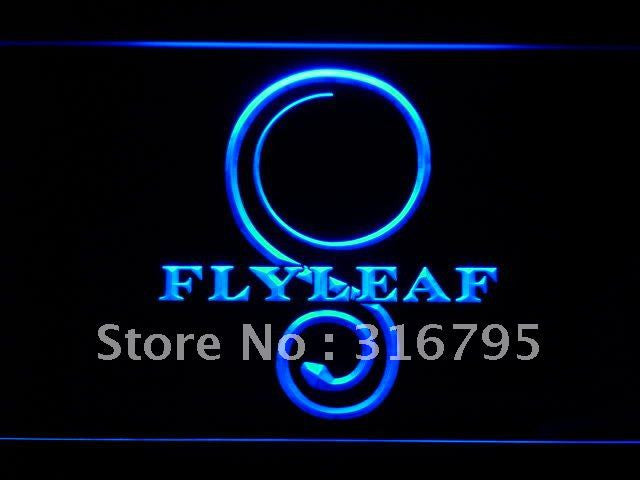 Flyleaf Memento Mori LED Neon Sign