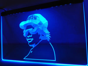 NWA Compton Eazy E LED Neon Sign