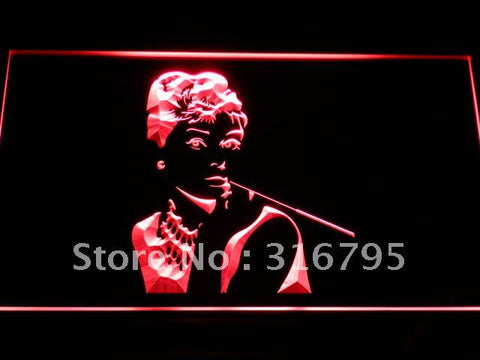 Audrey Hepburn LED Neon Sign