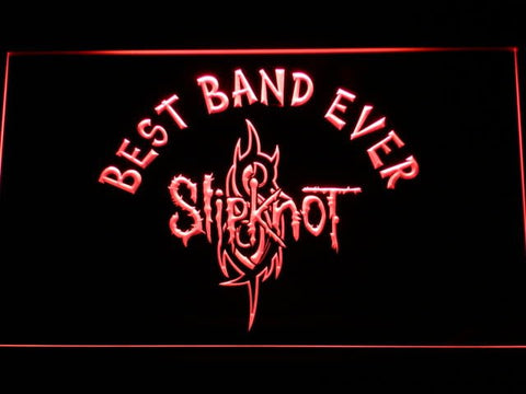 Best Band Ever Slipknot LED Neon Sign