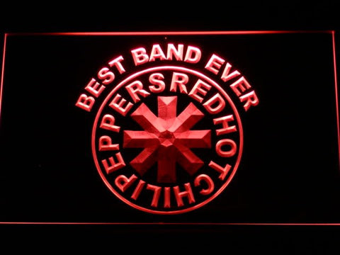 Best Band Ever Red hot Chili peppers LED Neon Sign
