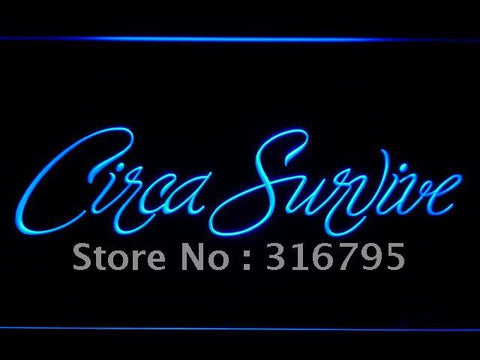 Circa Survive LED Neon Sign