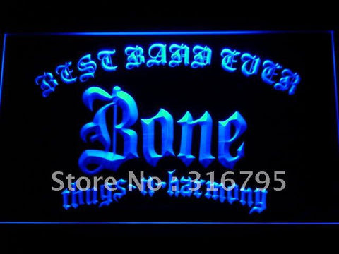 Best Band Ever Bone Thugs Harmony LED Neon Sign