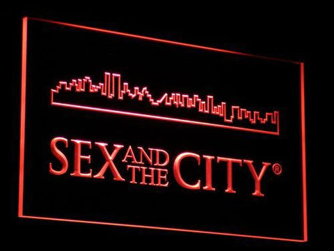 Sex and The City LED Neon Sign