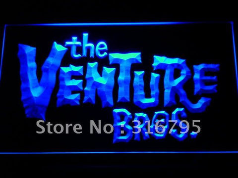 The Venture Brothers LED Neon Sign