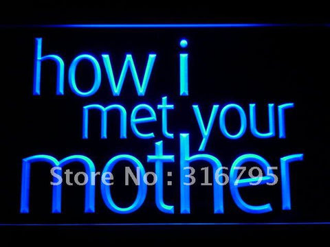 How I Met Your Mother LED Neon Sign