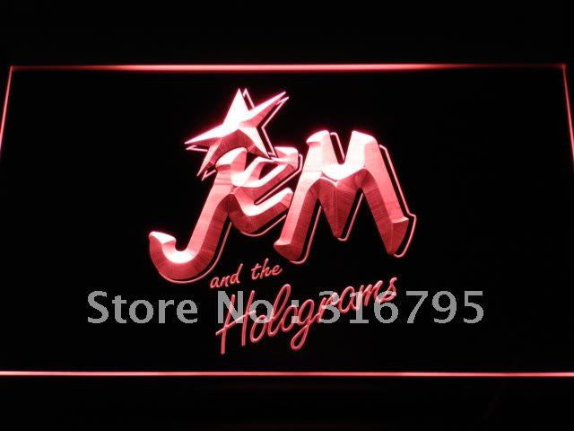 Jem and The holograms Movie LED Neon Sign