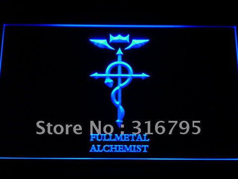 Fullmetal Alchemist LED Neon Sign