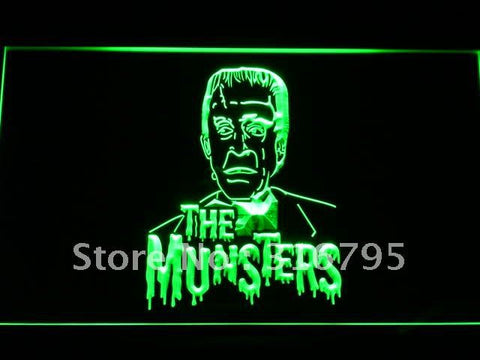 The Munsters LED Neon Sign