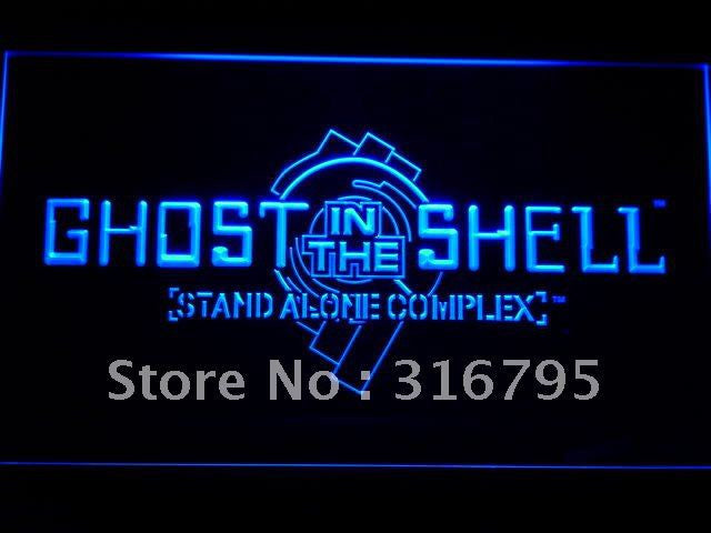 Ghost In the shell LED Neon Sign