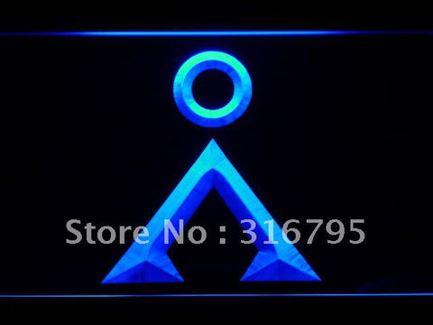 Stargate SG-1 Milky Way Glyphs LED Neon Sign