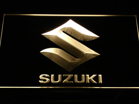 Suzuki Car Neon LED Sign