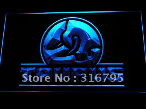 Taurus Gun Firearms Logo LED Neon Sign