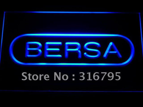 Bersa Firearms LED Neon Sign