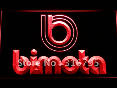 Bimota LED Neon Sign