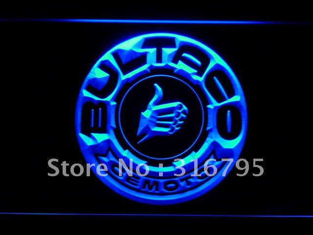 Bultaco Motorcycle LED Neon Sign