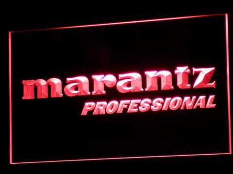 Marantz Professional Audio Theater LED Neon Sign