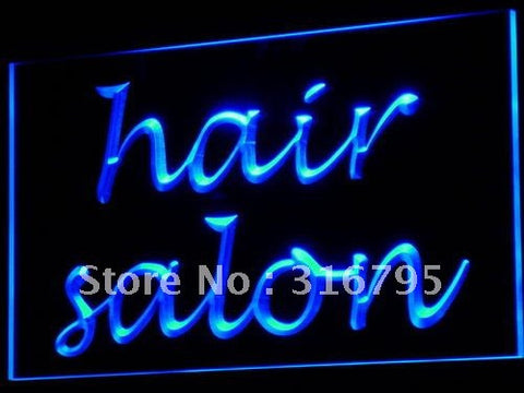 hair salon Script Design Beauty LED Neon Light Sign