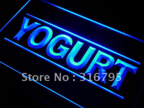 Yogurt Shop LED Neon Light Sign