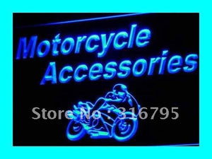 Motorcycle Accessories Neon Sign (OPEN Display Light)