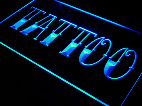 Tattoo Neon Sign (Shop Bar Pub Art Piercing LED Light)