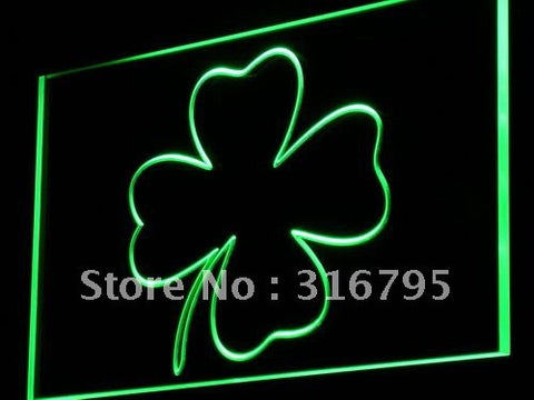 FOUR LEAF CLOVER Neon Sign (Home Decor Light LED)