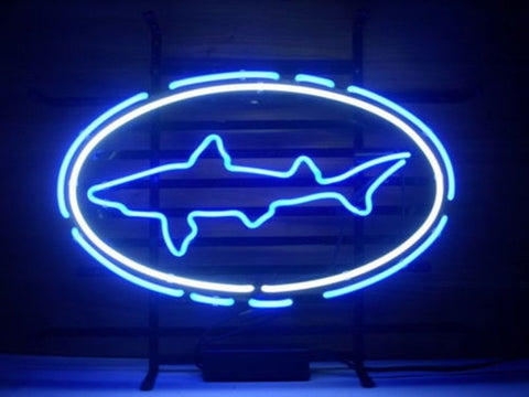 DOGFISH HEAD LAGER Glass Neon Light Sign
