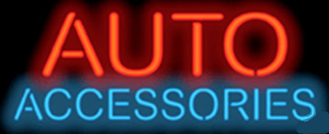 "Auto Accessories Businese Tube Neon sign Beer Club Handcrafted Automotive signs Shop Store Business Signboard Signage 17""x14"""