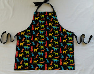 Kids Apron - Dogs