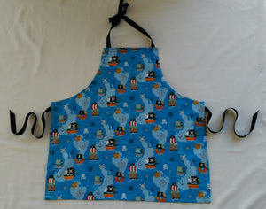 Kids Apron - Pirates