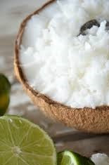 Coconut & Lime Body Scrub
