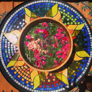 Mayan Healing and Spiritual Bath Workshop
