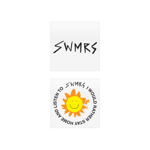 SWMRS TEMPORARY TATTOOS