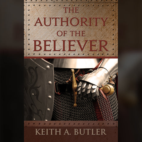 Authority of the Believer - Book
