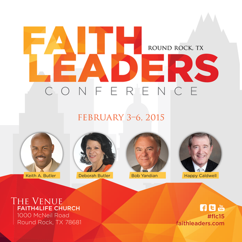 2015 Faith Leaders Conference